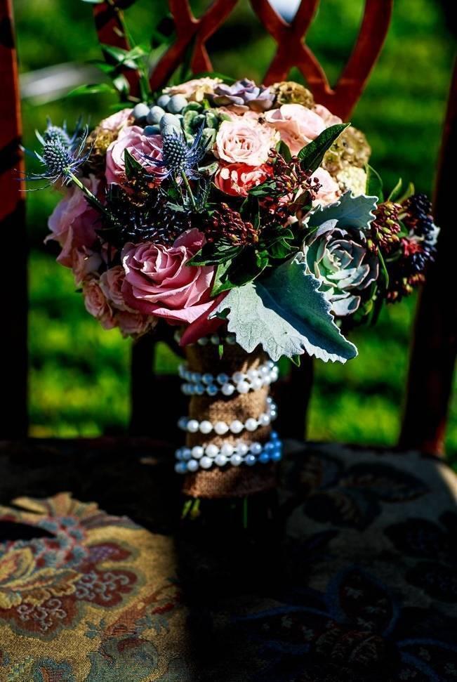 Rustic New Jersey Farm Wedding {Anastasia Romanova Photography} 7