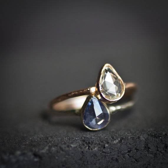 9 - $375 Build Your Own Rosecut - Vena Amoris Jewelry