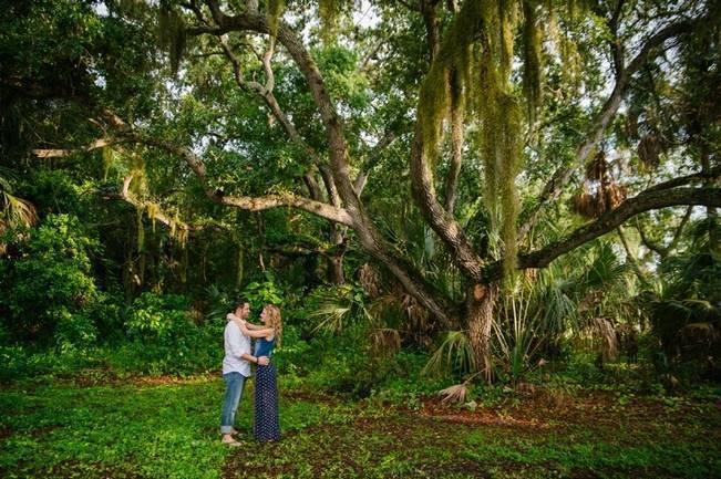 Boho Picnic Engagement Shoot {Ashlee Hamon Photography, Inc.} 1