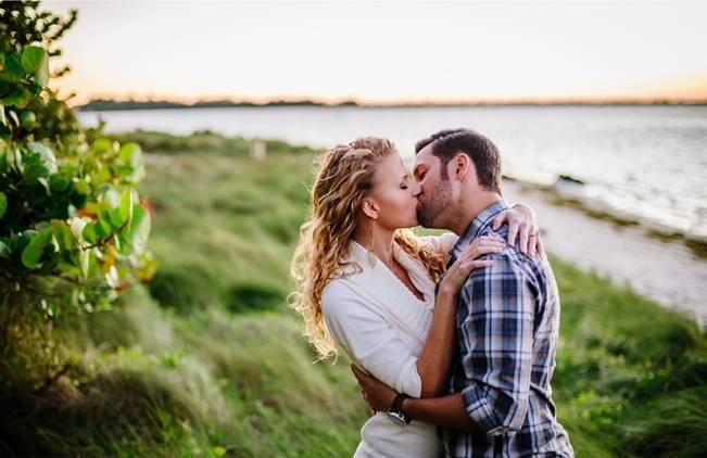 Boho Picnic Engagement Shoot {Ashlee Hamon Photography, Inc.} 15