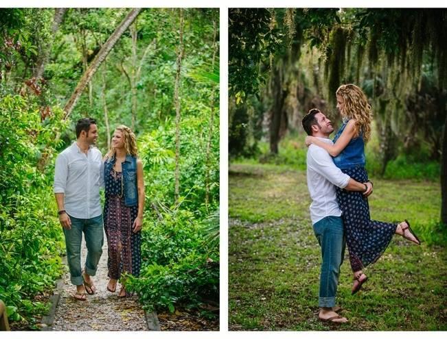 Boho Picnic Engagement Shoot {Ashlee Hamon Photography, Inc.} 2
