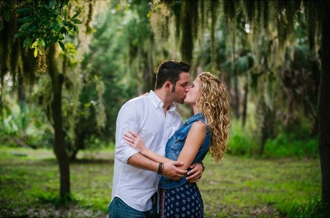 Boho Picnic Engagement Shoot {Ashlee Hamon Photography, Inc.} 3