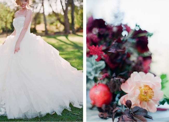 Elegant Red Alfresco Wedding Inspiration {Carmen Santorelli Photograhy} 15