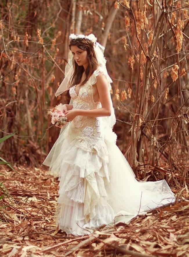 Mori Girl Bridal Inspiration 3