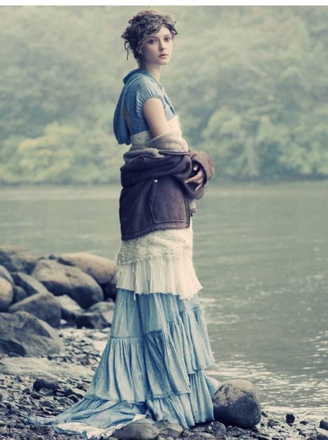 Mori Girl Bridal Inspiration 4