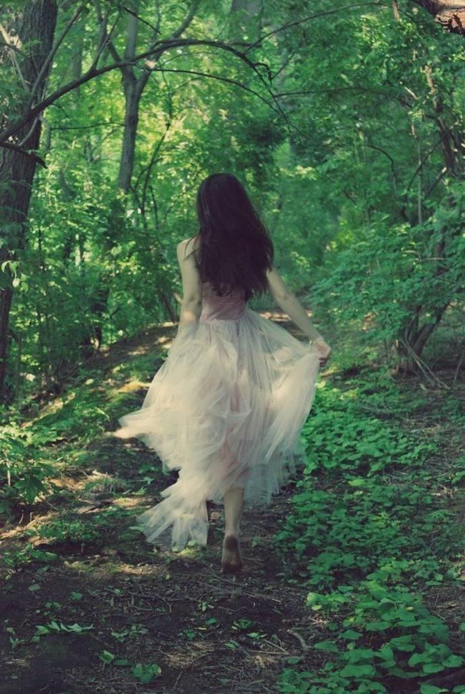 Mori Girl Bridal Inspiration 6