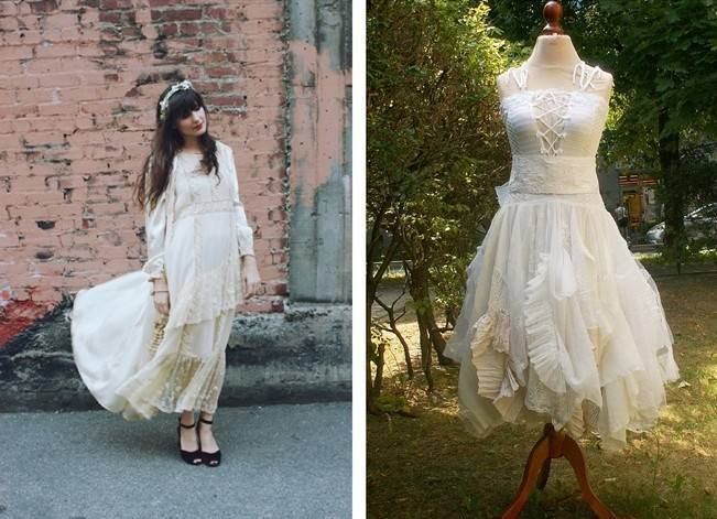 Mori Girl Bridal Inspiration 8