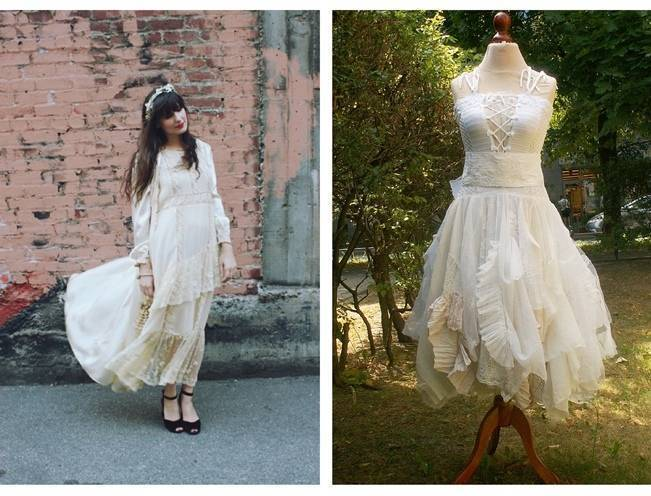 Mori Girl Bridal Inspiration 8