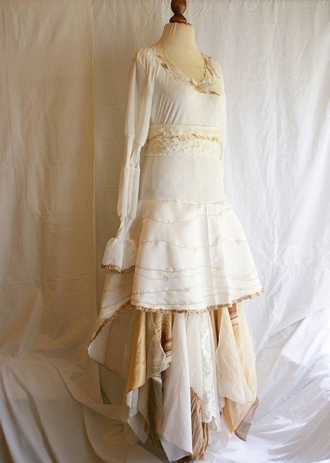 Mori Girl Bridal Inspiration 9