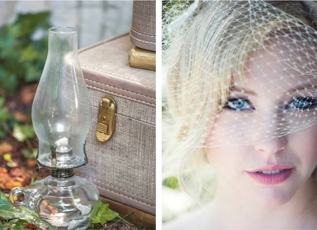 Pink + Yellow Whimsical Country Garden Styled Shoot {L'Estelle Photography} 16