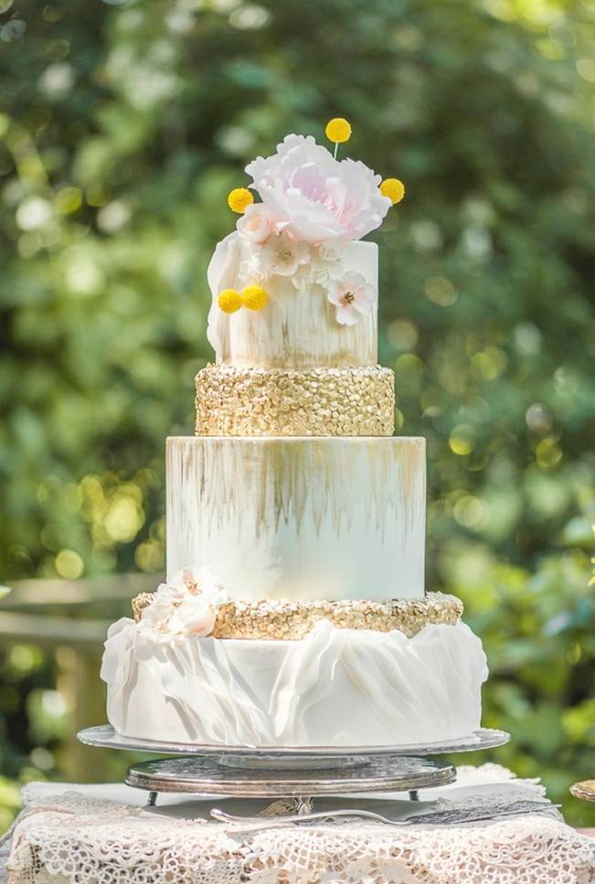 Pink + Yellow Whimsical Country Garden Styled Shoot {L'Estelle Photography} 19