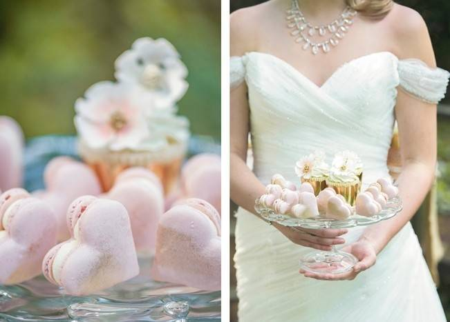 Pink + Yellow Whimsical Garden Wedding Inspiration