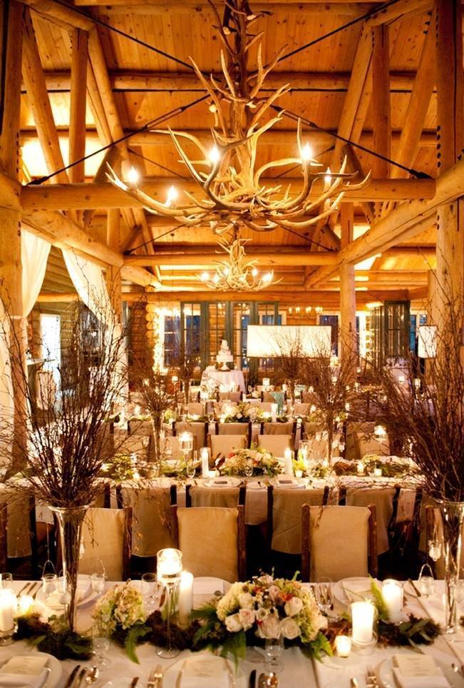 Rustic Beaver Creek Wedding at Beano's Cabin {Brinton Studios} 15