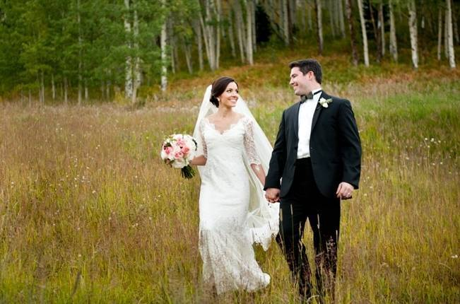 Rustic Beaver Creek Wedding at Beano's Cabin {Brinton Studios} 5