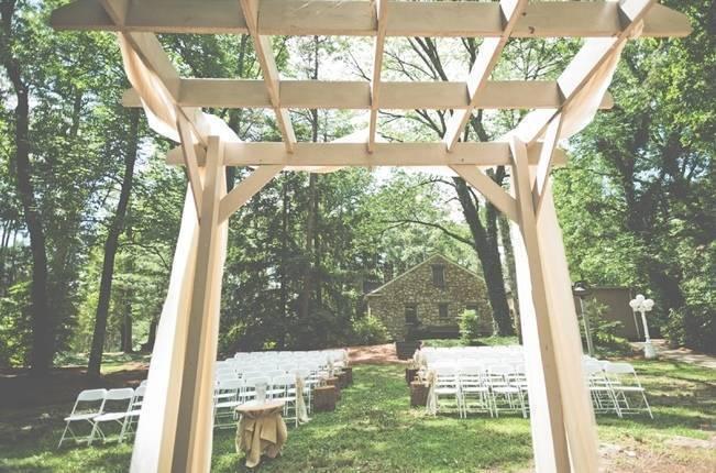 Rustic Lakeside North Carolina Wedding {Kelly Rae Stewart Photography} 10