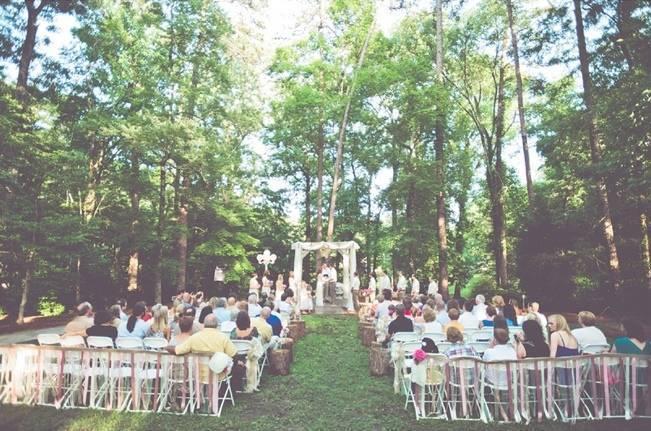 Rustic Lakeside North Carolina Wedding {Kelly Rae Stewart Photography} 12