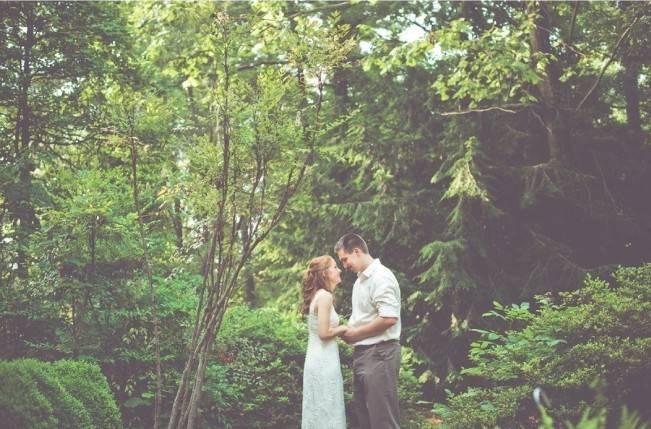 Rustic Lakeside North Carolina Wedding {Kelly Rae Stewart Photography} 15