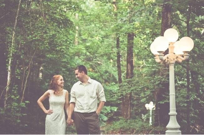 Rustic Lakeside North Carolina Wedding {Kelly Rae Stewart Photography} 17
