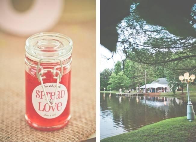 Rustic Lakeside North Carolina Wedding {Kelly Rae Stewart Photography} 24