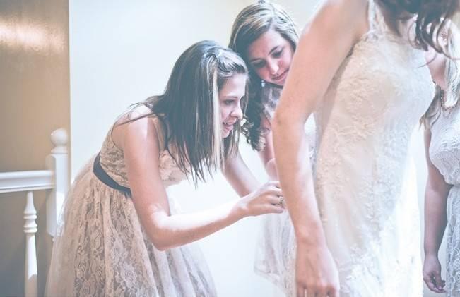 Rustic Lakeside North Carolina Wedding {Kelly Rae Stewart Photography} 3