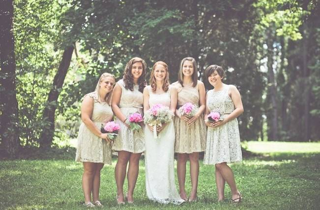 Rustic Lakeside North Carolina Wedding {Kelly Rae Stewart Photography}