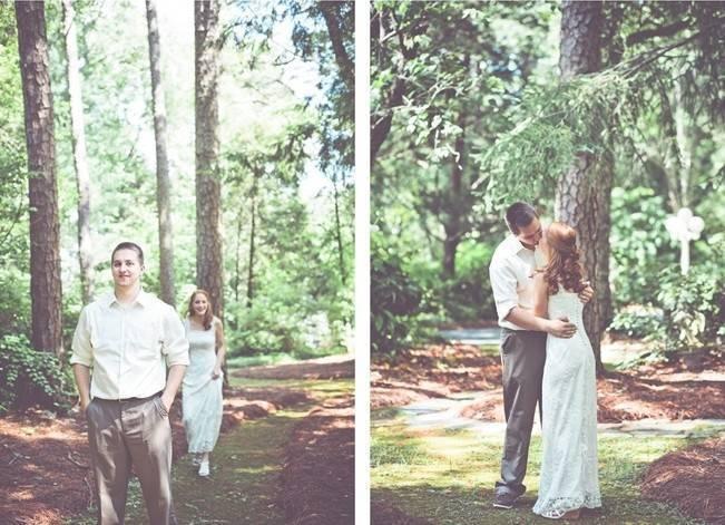 Rustic Lakeside North Carolina Wedding {Kelly Rae Stewart Photography} 7