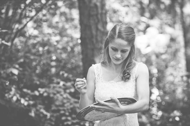 Rustic Lakeside North Carolina Wedding {Kelly Rae Stewart Photography} 8