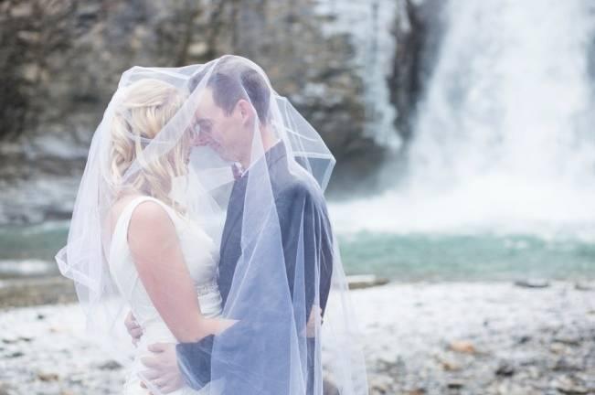 Rustic Merlot and Blush Rocky Mountain Wedding Inspiration 18