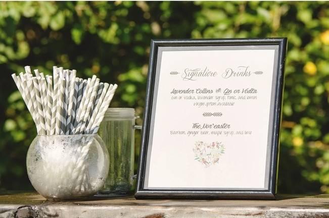Woodsy Purple New Hampshire Wedding {Erika Follansbee Photography} 21