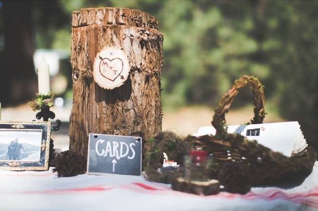 Rustic Sequoia National Park Wedding at {Carly Short Photography} 12
