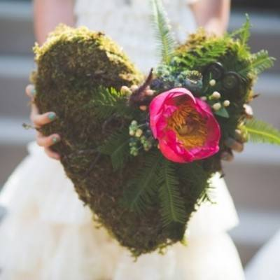 Rustic Sequoia National Park Wedding {Carly Short Photography}