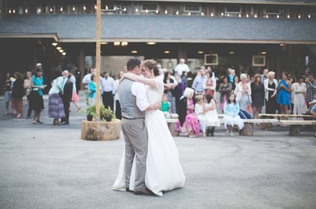 Rustic Sequoia National Park Wedding at {Carly Short Photography} 24