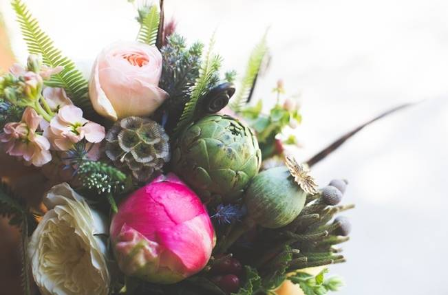 Rustic Sequoia National Park Wedding at {Carly Short Photography} 3
