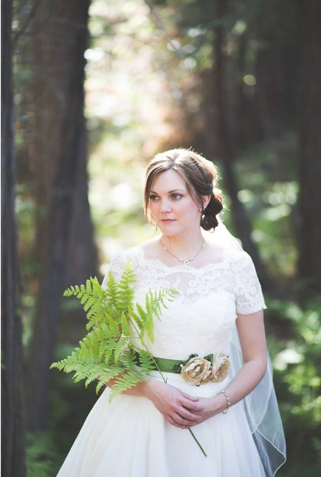 Rustic Sequoia National Park Wedding at {Carly Short Photography} 5