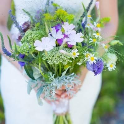 Simple Picnic in the Park Wedding {Heidi Sandoval Photography}