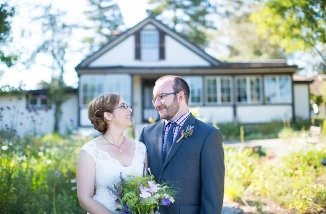 Simple California Picnic in the Park Wedding {Heidi Sandoval Photography} 19