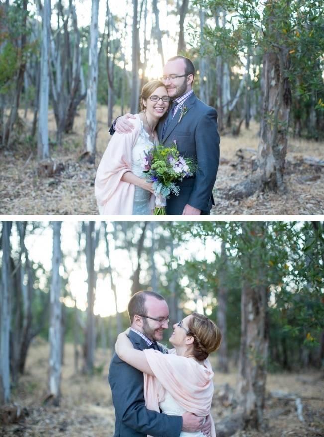 Simple California Picnic in the Park Wedding {Heidi Sandoval Photography} 21