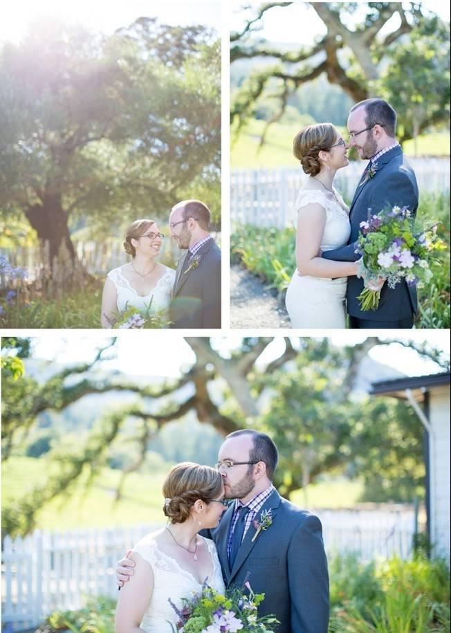 Simple California Picnic in the Park Wedding {Heidi Sandoval Photography} 5