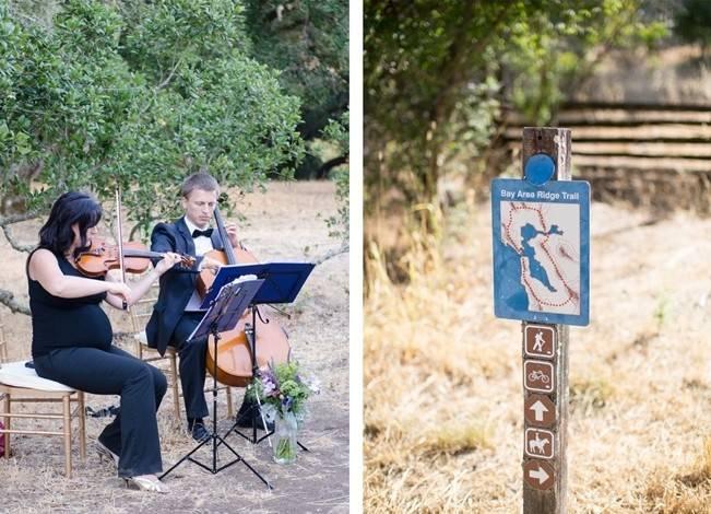 Simple California Picnic in the Park Wedding {Heidi Sandoval Photography} 6