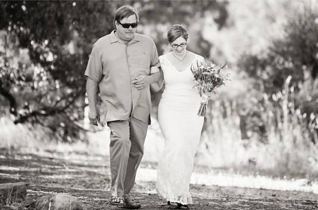 Simple California Picnic in the Park Wedding {Heidi Sandoval Photography} 7