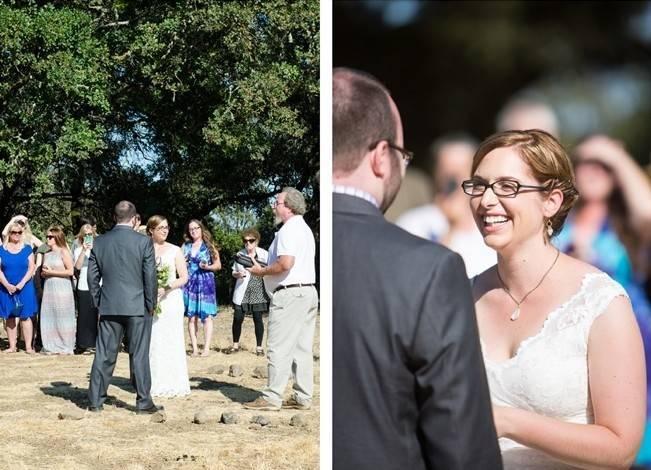 Simple California Picnic in the Park Wedding {Heidi Sandoval Photography} 8