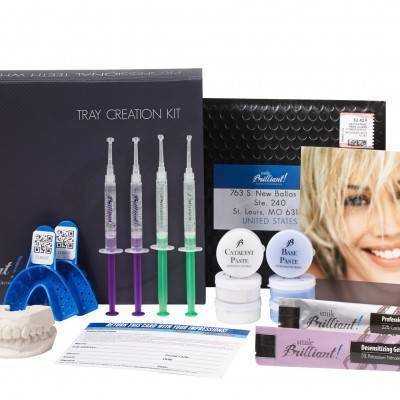 Smile Brilliant Teeth Whitening Kit Giveaway!
