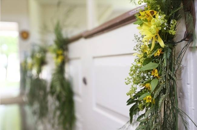 Vermont Rustic Chic Sunflower Wedding {Floor Three Photography} 7