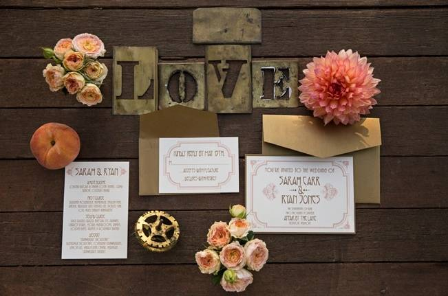 Vintage Valentine Romance at An Affair By The Lake {Lis Photography} 1