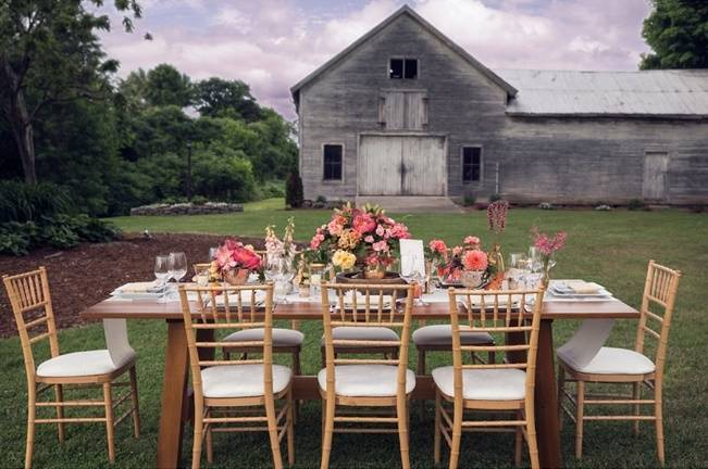 Vintage Valentine Romance at An Affair By The Lake {Lis Photography} 13