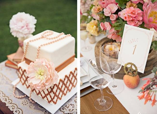 Vintage Valentine Romance at An Affair By The Lake {Lis Photography} 5