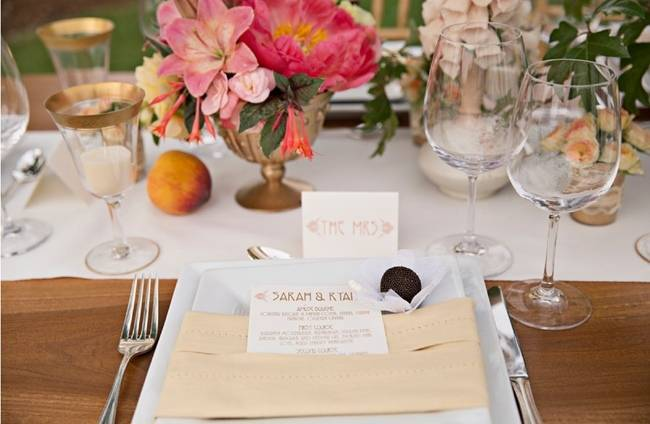 Vintage Valentine Romance at An Affair By The Lake {Lis Photography} 6