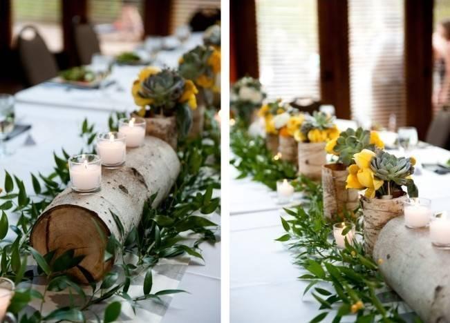 Yellow + Gray Mountain Wedding in Vail, Colorado {Brinton Studios} 19