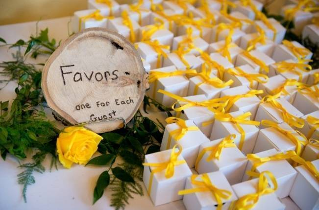 Yellow + Gray Mountain Wedding in Vail, Colorado {Brinton Studios} 20