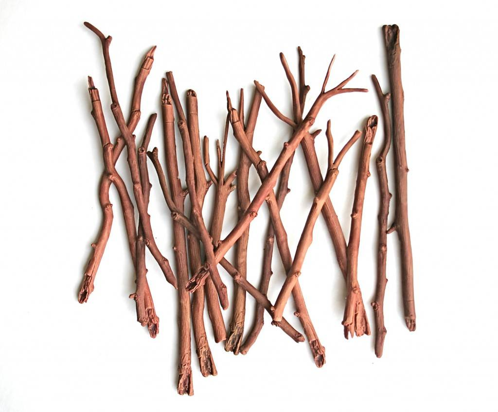 Edible Branches, Sticks and Twigs - Chocolate Flavor - andiespecialtysweets